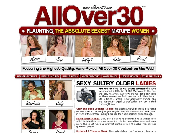Allover30.com Free Users